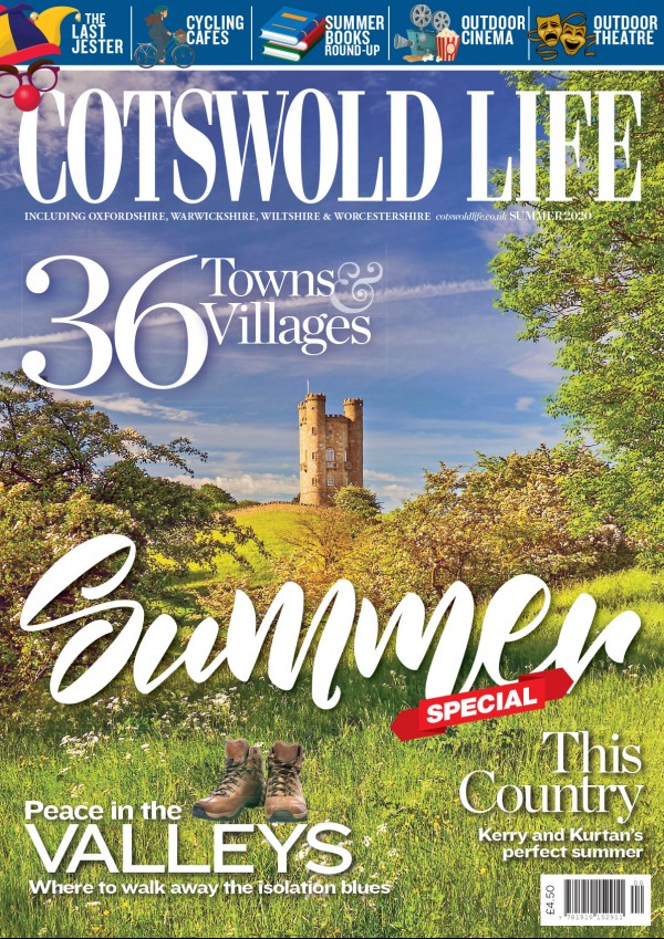 COMPETITION: WIN a one-year subscription to Cotswold Life - RRP £58.50
