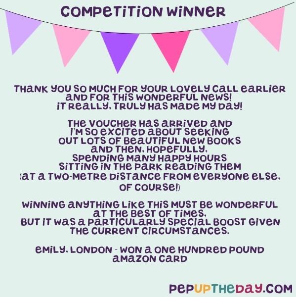 winner- pepuptheday.com