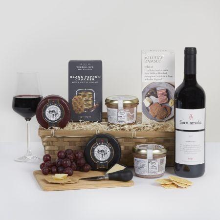classic-wine-cheese-and-pate-hamper