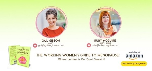 COMPETITION: WIN one of three copies of the book The Working Women's Guide to Menopause: When the Heat is On. Don't Sweat It! Worth £9.99