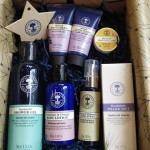 COMPETITION - WIN a Goody Box of Products from Neal's Yard Remedies in Cheltenham worth £60