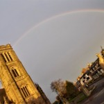 Photo of the Day - 21st December 2020 - Holy Rainbow
