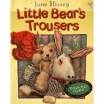 COMPETITION - Win a signed copy of Little Bear's Trousers