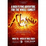 BRAND NEW COMPETITION: WIN one of Two Pairs of Tickets to see Aladdin - Pantomime - Dates of your choice
