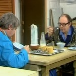 VIDEO: Classic comedy with Morcambe and Wise - The Breakfast Sketch...