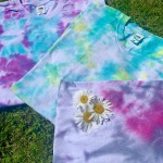 COMPETITION: WIN a hand made tie-dye T-shirt and bag!