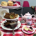 Fancy a Traditional Afternoon Tea at Home for Four?