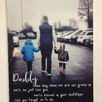 Personalised Photo Canvas - A perfect gift!
