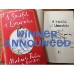 LOCKDOWN LIMERICK CHALLENGE - all the 133 entries listed and the winners are announced, with the winner reading her winning limerick!