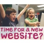 Want a website but not sure how to go about it? We'll do it all for you! For £120+VAT...