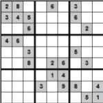 Play a daily game of Sudoko - Test yourself against the system