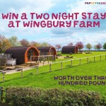 COMPETITION: WIN 1 out of 2 chances to stay at Wingbury Farm Camping and enjoy a weekend of Glamping.