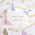 LSW Mind Cards give you the tools needed to take back control of your happiness, focus on the present and spread positivity throughout your life