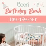 PRODUCT OF THE WEEK: Boori Birthday Bash Sale on Cots, Nursery and Children's Furniture - Up to 15% off...